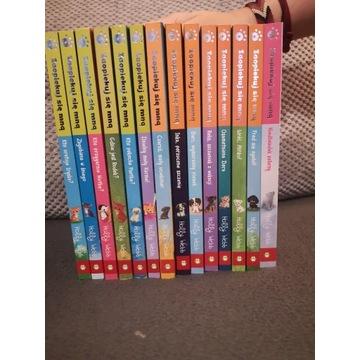 Kolekcja książek o zwierzątkach