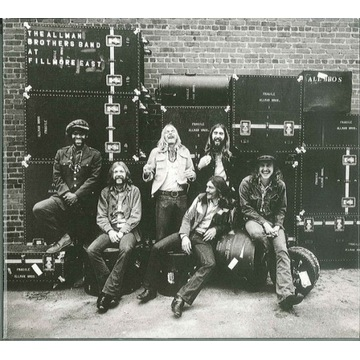 The Allman Brothers Band - At Fillmore East 1971