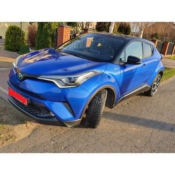 Toyota C HR 1.8 Hybrid Dynamic 2017r