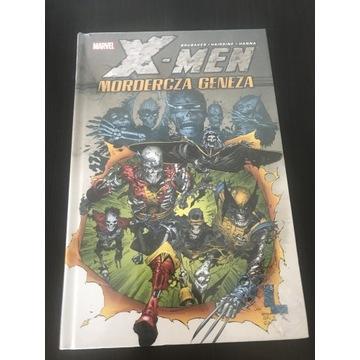 Komiks X-Men - Mordercza geneza