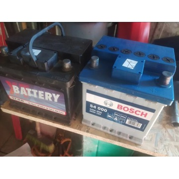 Akumulator do małego auta Seicento Cinquecento