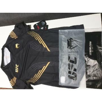 Koszulka Venum UFC Pro Line Gold S