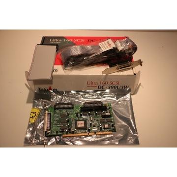 Kontroler SCSI LVD Tekram DC-390U3W  Ultra160