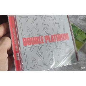 KISS - Double Platinum CD 1997 (MISPRINT) folia