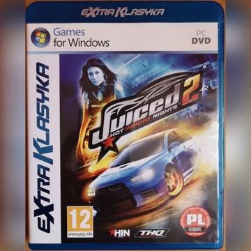 Gra PC Wyścigi Juiced 2 Hot Import Nights