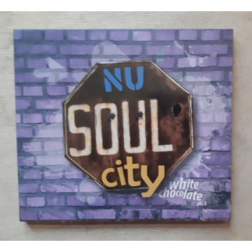 NuSoulCity – White Chocolate pt.1, CD