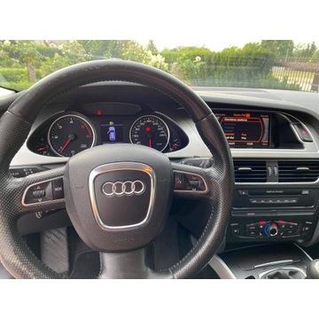 Audi A4 2008 2.0  Tempomat aktywny