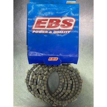 tarcze sprzęgła ebs vf 750 vt cbx ebs1166