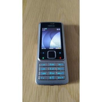 Telefon Nokia 6300 RM-217  - komplet, uszkodzony !