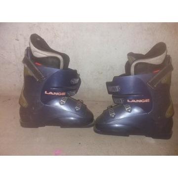 Buty narciarskie Lange 43