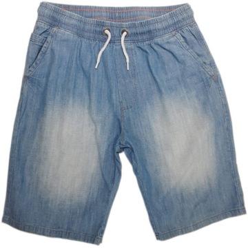 Jeansowe spodenki NEXT ( rozm.164)