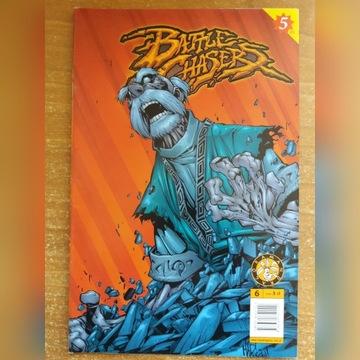 Battle Chasers #6 (Mandragora 210)