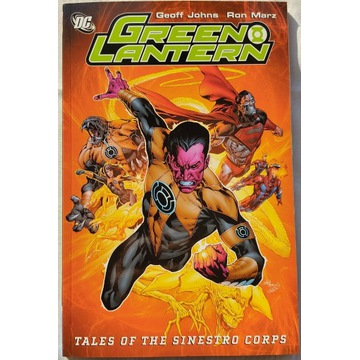 Tales of the Sinestro Corps War TPB