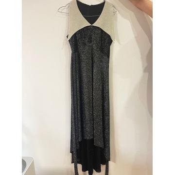 Sukienka błyszcząca 36