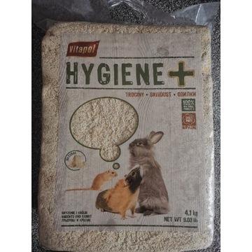 Trociny Vitapol HYGIENE+ 4,1 kg NOWE!
