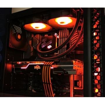 Zestaw Gamingowy Ryzen 3700x 32Gb 5700xt NVMe