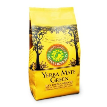 Mate Green Nativa Tropicales 400g