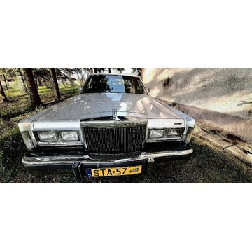 Lincoln Town Car 5.0 70tys. mil