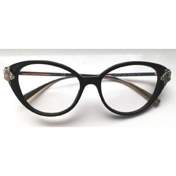 VERSACE - damskie oprawki do okularow