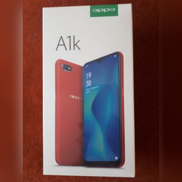 Oppo telefon nowy A1k