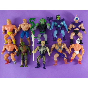 Figurki He Man Masters of The Universe Mantisaur