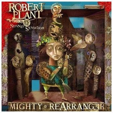 Robert Plant  - Mighty Rearranger CD
