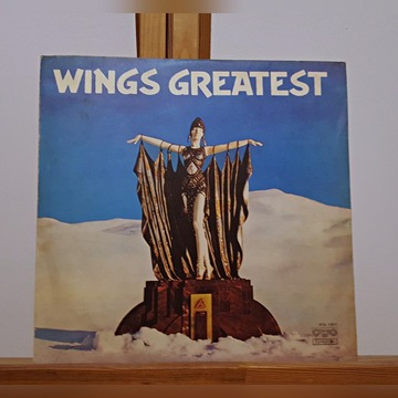 Wings greatest, McCartney, winyl