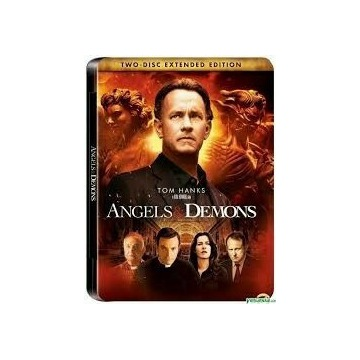 Anioły i Demony 2xDVD Steelbook