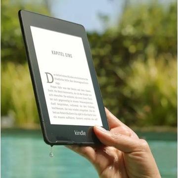 Kindle Paperwhite 4 8GB IPX8 czarny BEZ REKLAM!