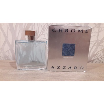 Azzaro Chrome 100 ml Tester