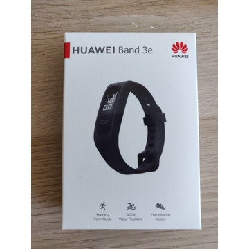 Huawei Band 3e - NOWA ZAPLOMBOWANA - GWARANCJA