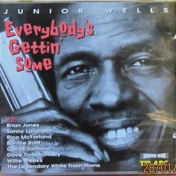 Junior Wells - Everybody's Gettin' Some; USA; (NM)