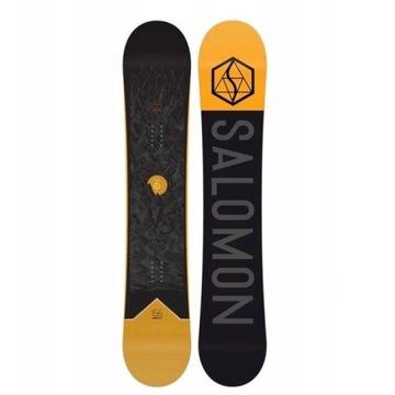Deska snowboardowa Salomon Sight 158W