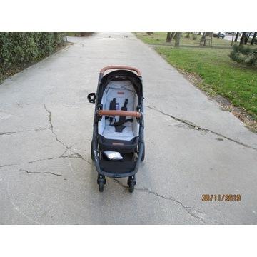 wózek spacerowy Easy Go Optimo Air