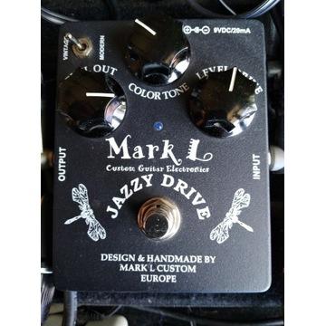 Overdrive Mark L Jazzy Drive - stan idealny