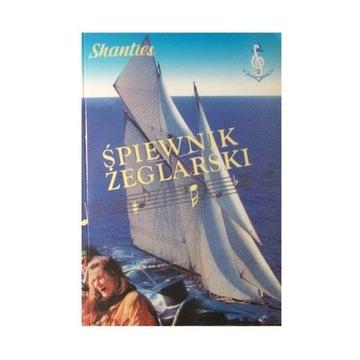 Śpiewnik żeglarski Shanties - Szanty. J. Olszówka
