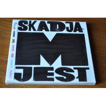 Skadja -Jest M - CD album - NOWA- FOLIA- Kraków