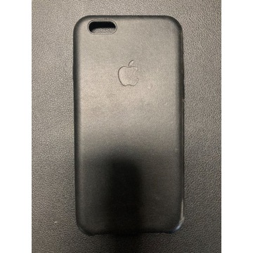 iPhone case 6s skóra czarny