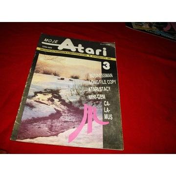 MOJE ATARI - 3 / STYCZEŃ-LUTY 91/
