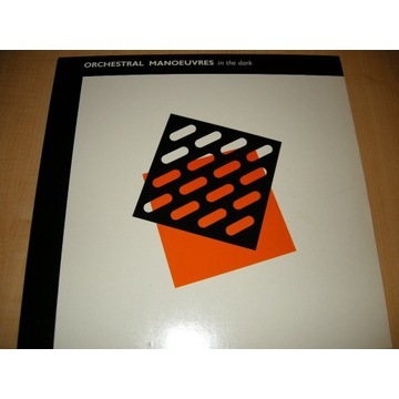 ORCHESTRAL MANOEUVERS IN THE DARK - LP