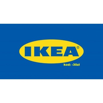 KOD RABATOWY IKEA - 30 zł !!!!