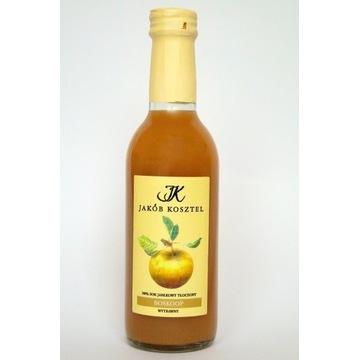 Sok jabłkowy 100% z odmiany Boskop 250ml