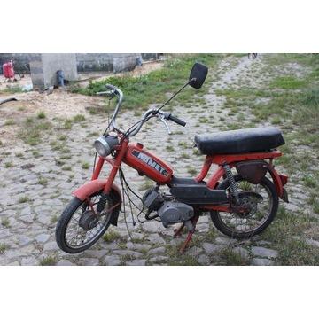 ROMET VICTORIA KR2 KR3 SILNIK SYRENA BOSTO M-72
