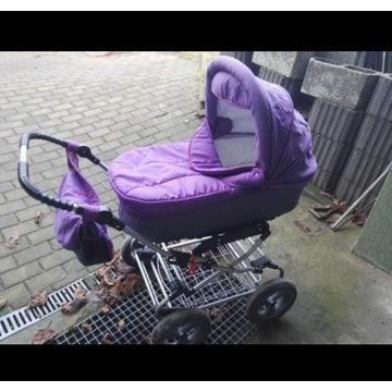 Wózek 2w1. Gondola + nosidełko Babymax
