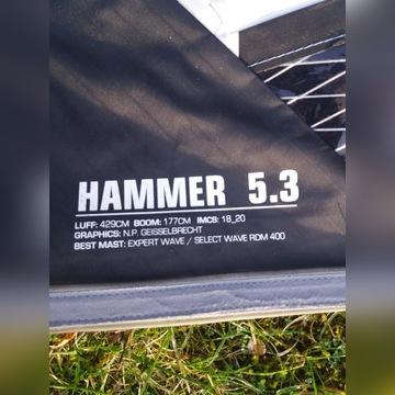 Gunsails Hammer 5.3