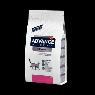 ADVANCE DIET Urinary - sucha karma dla kotów 1,5kg