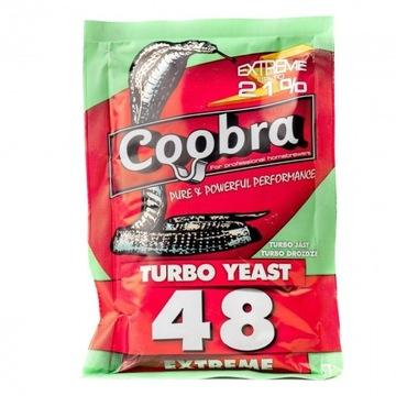 Drożdże Coobra 48 do wódek, zacierów