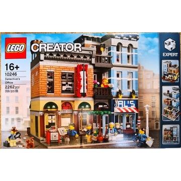LEGO creator 10246 Biuro detektywa UNIKAT nowe POZ