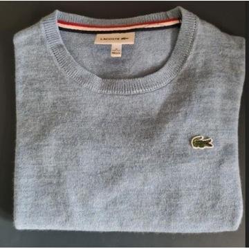 Sliczny sweterek Lacoste r.116 stan idealny
