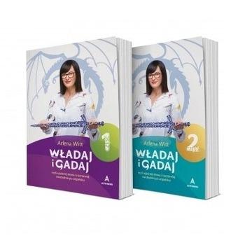 WŁADAJ I GADAJ - cz.1 i 2 - ARLENA WITT - 2019